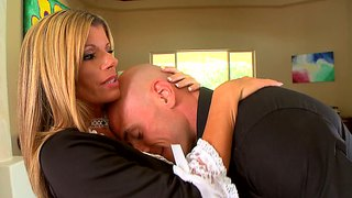 Johnny Sins Enjoys Kristal Summers Style Of Fun