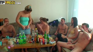 Hardcore Amateur Orgy With Girls Named Dana, Janet, Kristene And Sonja