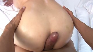 Valeria Rios Sucks Dick Before Anal Fuck