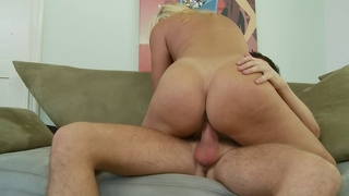 Hot Blonde Milf Cougar Riding And Pounded