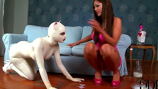 Latex Lucy And Her Life As A Pet