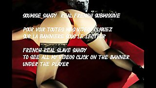 Soumise Sandy French Bdsm Libertine Homemade Fuck