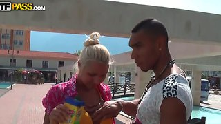 Blonde In Grup Sex In Public Sex Salbatic