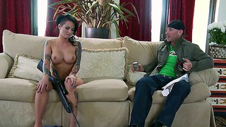 Lusty Pornstar Christy Mack Furious Fun With Johnny
