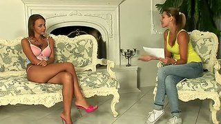 Sexy Interview With Hot Lady Dorothy Green