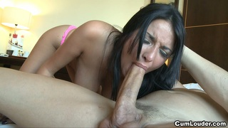 Anissa Kate Shows Off Her Amazing Tits And Gets Fucked