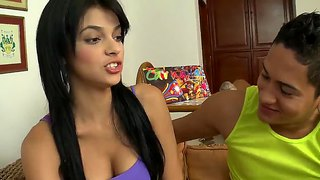 Luchy tells her boyfriend about her perverted minds, take a look