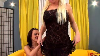 Candy Sweet And Victoria Rush Teasing Each Other
