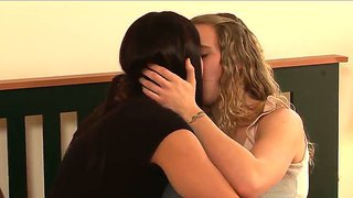 Crazy lesbian adventures with sexy girlfriends anna stevens and sweet elexis monroe
