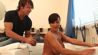 Lucky Guy Billy Hart Dabbles With Unforgettable Milf With Imposing Boobs Lisa Ann