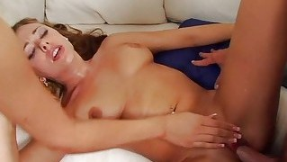 Hot Stars Get To Suck A Cock Before The Squirt