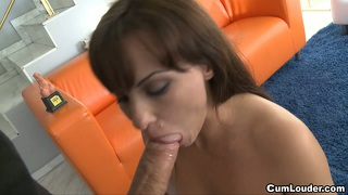 Alysia Gapes Got Pumped With A Massive Dong