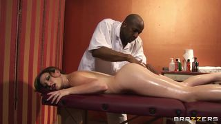 Massage Table Deep Fuck
