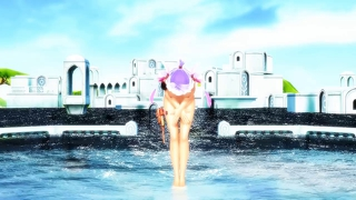 Mmd Nude Water Dance