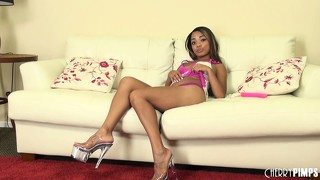 Anila avana is a skinny little asian hottie that likes to pose for you