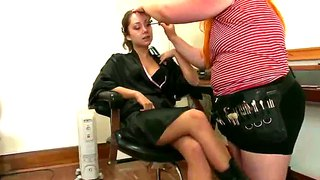 Young remy lacroix getting ready for gangbang
