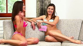 Caprice Is Interviewed About The Porn Biz