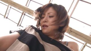 Outdoor Japanese Pov Blowjob
