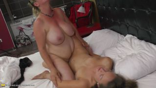 Big Boobs Mature Needs A Young Partner