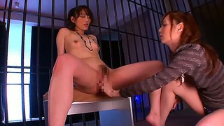 Kaede Fuyutsuki And Her Girfriend Are Pleasing Eachothers Desires In Wonderful Lesbian Softcore
