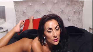 Voet Fetish Milf Italiaans Fetish