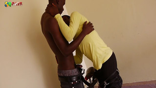 The Sizzling Outdoor Gay African Sex Story