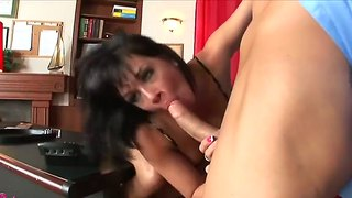 Hot Anal And Oral Scenes With Sexy Brunette Girl Tory Lane