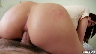 Alana Rain Celebrates Her Bday With Anal