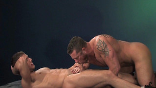Hf099 Charlie Harding And Spencer Fox In 'insatiable