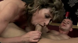 Sexy Slut Judyt Receiving A Holy Meat Stick In Her Pussy.