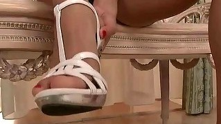 Nice Feet And Nasty Sex Compilation