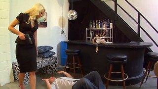 Anikka Albrite Dominates Eric Jover - Ass Lovers