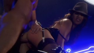 Gangster Porn Movie Featuring Sexy Kristina Rose
