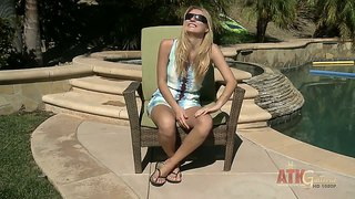 Natalia Starr Makes Interesting Funny Interview Movie.