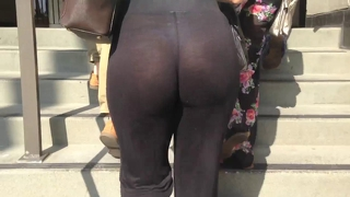 Vpl Delicious #39 (See Thru Pants)