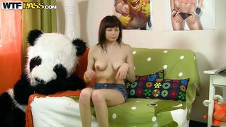 Big Black Dildo From Panda