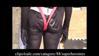 Super Heroines At Clips4Sale.com