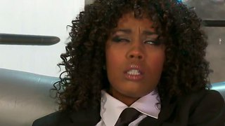 Misty stone gets fucked by men in black agents