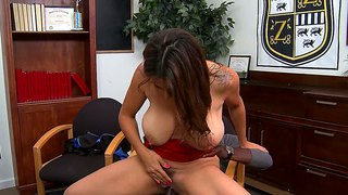Jason Brown Bangs Holes Of Sexy Bitch Raylene