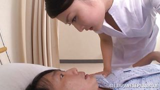 Nurse Punishes Her Patient