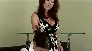 Brittany O?Connell Teaching Heather Hot Lesbian Kissing