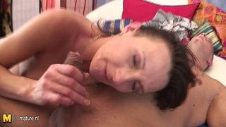 Mature Mom Fucked By Her Toy Boy
