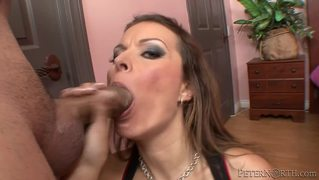 Bailey Brooks Knows How To Suck Cock Like A Pro In This Clip