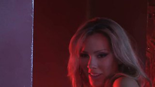 Super Hot And Naughty Puma Swede In The Most Famous Strip Club In The Country