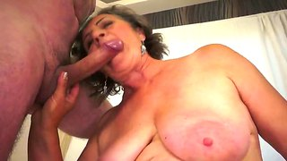 Kata Is A Mature Lady With A Teen Carnal Appetite