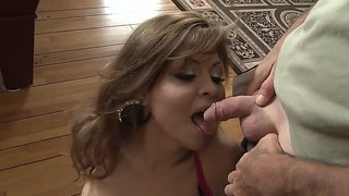 Precious Chick Johanna B. Turns Out To Be A Shemale She Poses Naked And Then Gives Her Best Blowjob To Her Boyfriend!