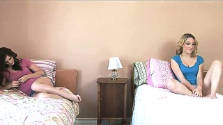 Lily Carter Gets Seduced By Lovely Lily Labeau