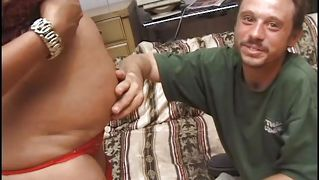 Pregnant And Crazy For A Cock