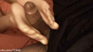 Mollys First Ever Footjob Solejob Pt1