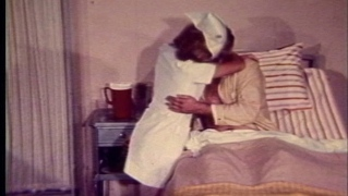 Hot Nurse Gives Her Patient A Blowjob In Vintage Sex Scene